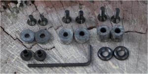 Kydex Holster Hardware Kit