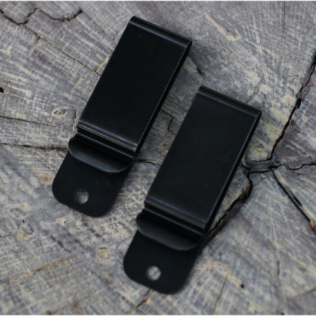 Kydex Holster Steel Clips