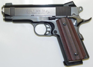 Colt 1911 3.5 Inch Holsters