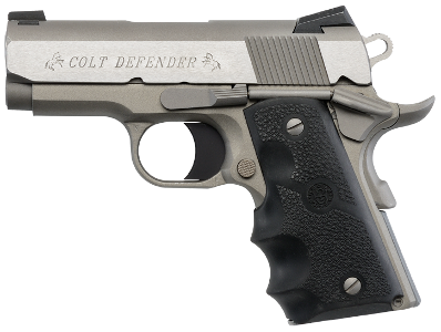 Best Concealed Carry Handguns - Colt 1911 Defender 3 Inch Holsters