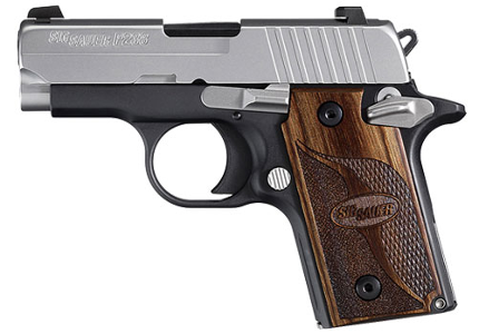 Sig P238 - Best Handgun for Pocket