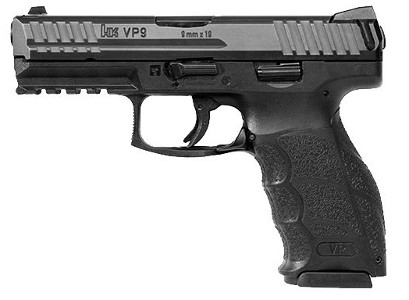 Best Concealed Carry Handguns - HK VP9 Holsters
