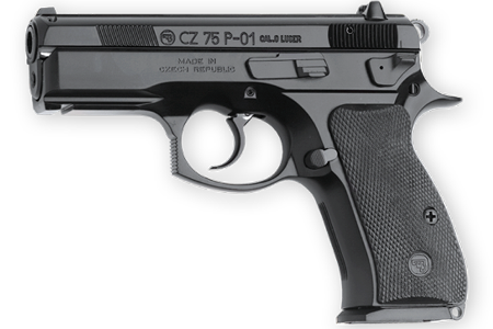 Best Concealed Carry Handguns - CZ 75 P-01 Holsters