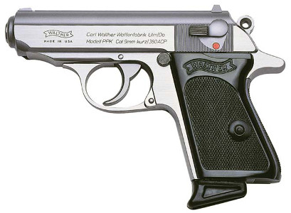 Best Concealed Carry Handguns - Walther PPK Holsters