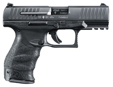 Best Concealed Carry Handguns - Walther PPQ Holsters