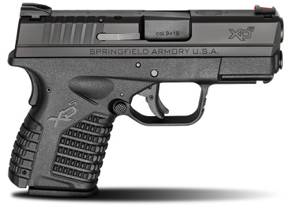 Springfield XDs Holsters