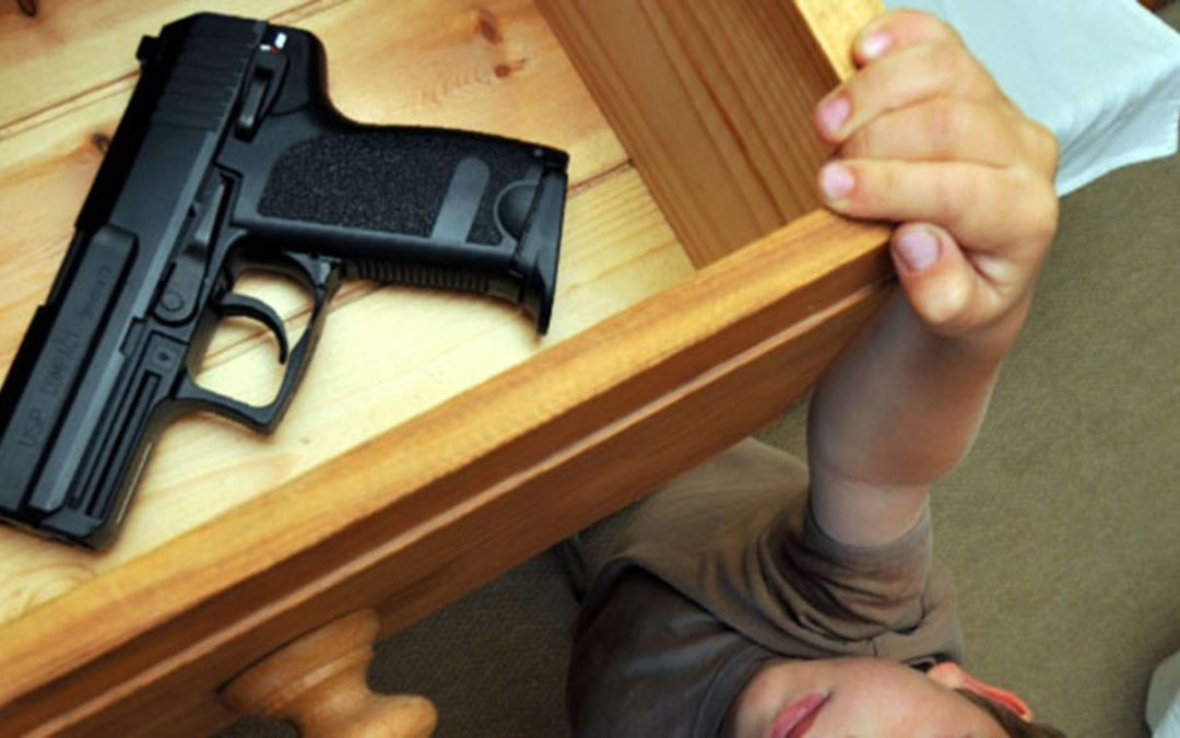 Teach Your Kids about Guns & Gun Safety
