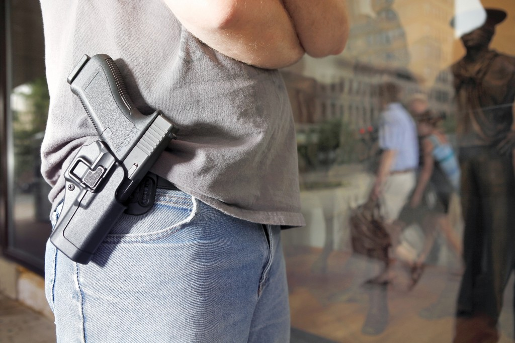 Concealed Carry vs Open Carry - 3 Things to Consider | Clinger Holsters