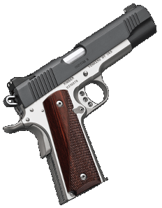 Kydex Kimber 1911 5 Inch Holsters for Concealed Carry | Clinger Holsters