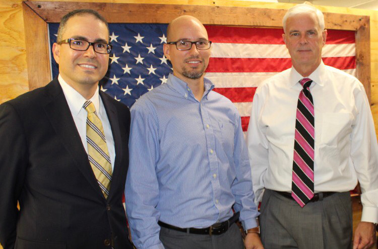 Congressman Womack Tours Clinger Holsters