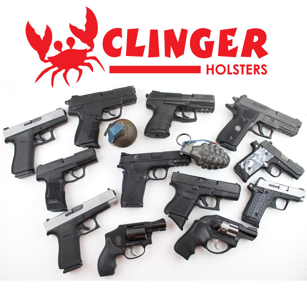 The 50 Best Concealed Carry Guns in 2019 (with pictures) | Clinger