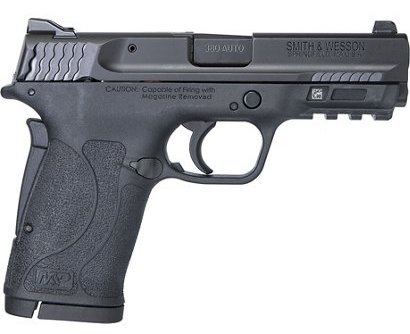 Best Concealed Carry Handguns - S&W Shield 380 EZ Holsters