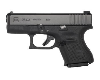 Best Concealed Carry Handguns - Glock 26 Gen 5 Holsters