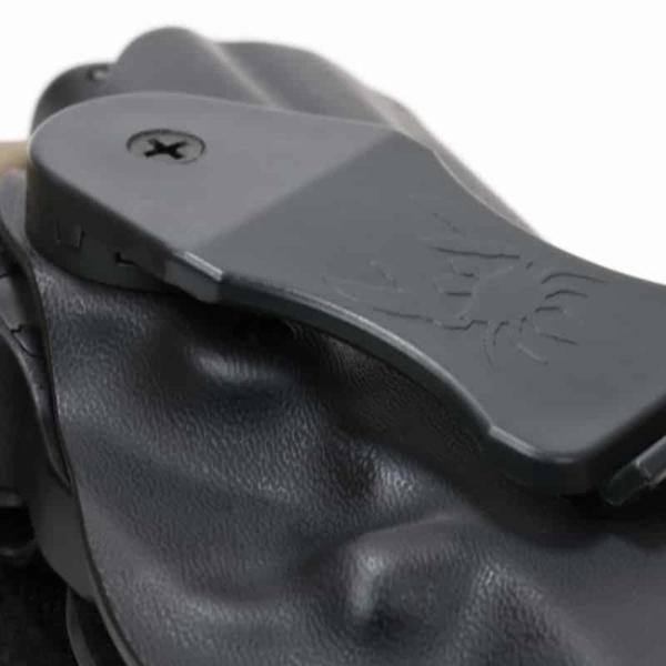 sig p365 kydex holster closeup