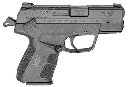 Best Concealed Carry Handguns - Springfield XDE Holsters