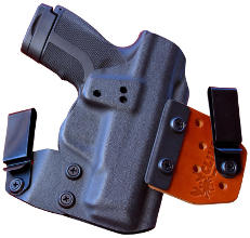 S&W M&P 9c IWB Holsters