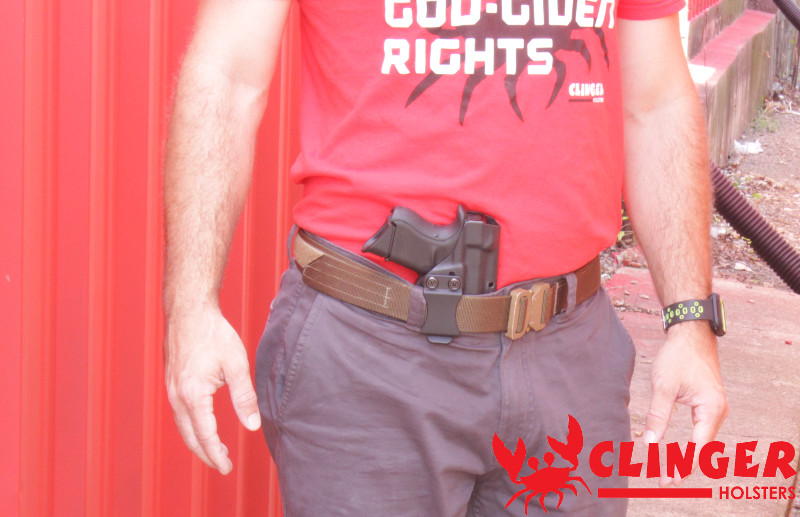 Glock 19 vs Glock 26 (with pictures) | Clinger Holsters