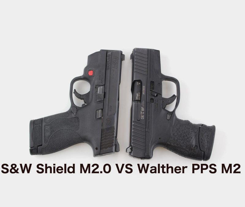 Walther PPS M2 VS Smith and Wesson Shield M2.0