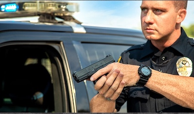 Glock G45 VS Glock G19X Police Officer Comparison