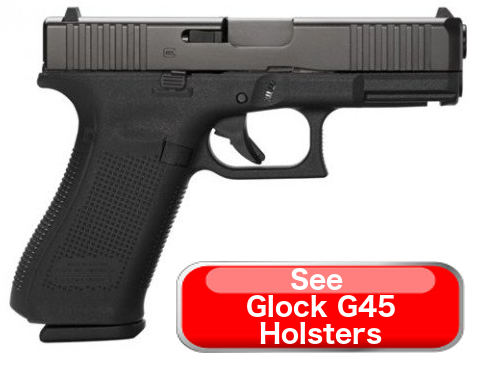 Glock G45 VS Glock G19X Comparison 2