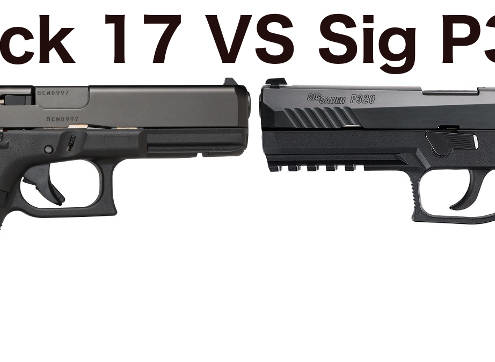 Sig P320 Trigger Group Parts Kit