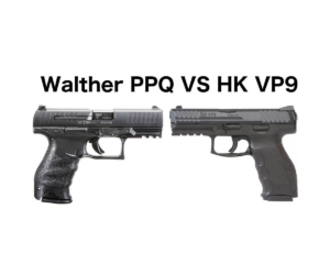 Walther PPQ VS HK VP9 Debate