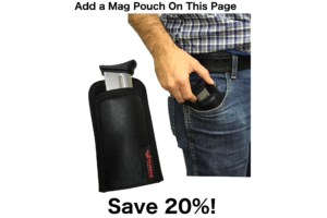 Glock 19 Pocket Mag Pouch