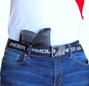 glock 19 holster carried in pocket