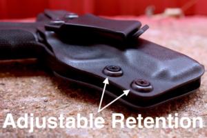 Kydex Glock 19 holster