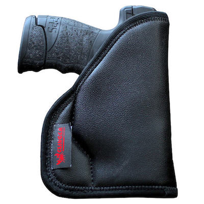 pocket concealed carry Ruger SR40 compact holster