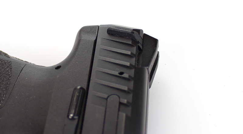 Walther PPQ vs HK VP9 Charging Handles Comparison