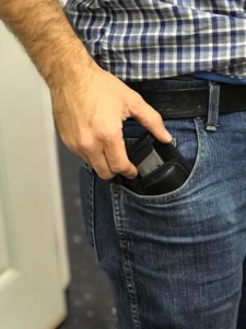 keep mag safe with Glock 19X mag pouch