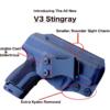 Stoeger STR-9 holster kydex