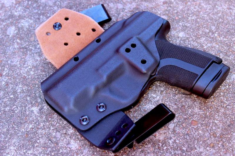Glock 48 V3 No Print Wonder IWB Holster