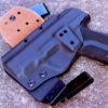 Springfield XDE 3.8 holster best iwb for ccw
