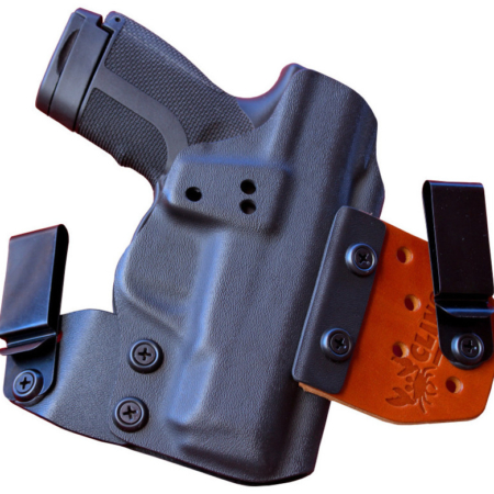 iwb Mossberg MC1sc holster for concealment