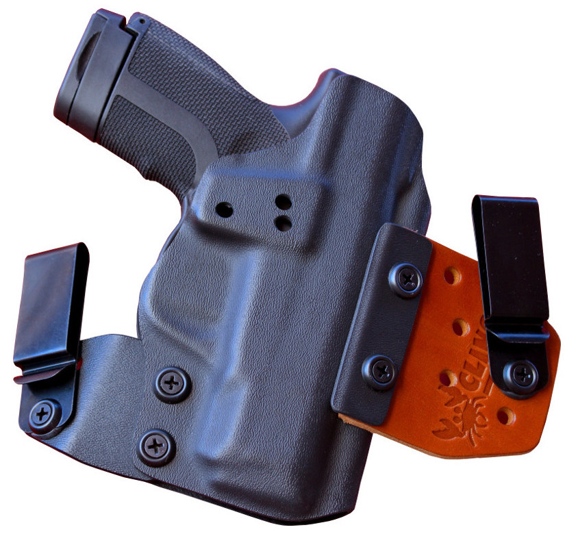 iwb XD Sub-Compact holster for concealment