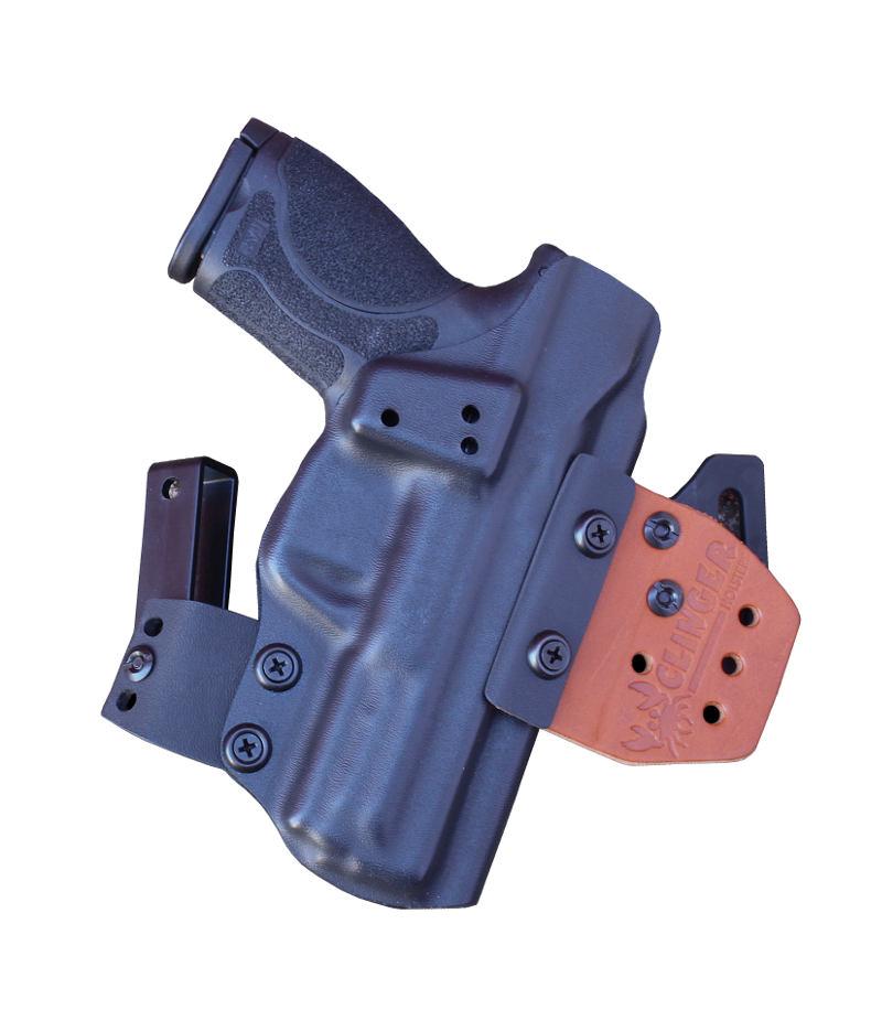 Glock 19 MOS V3 Ultra-Conceal OWB Holster