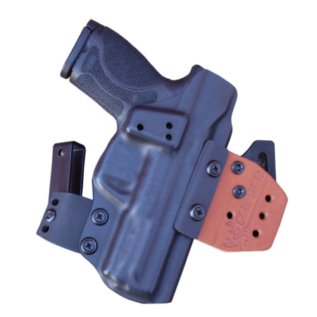 owb Springfield XDE 4.5 holster for concealment