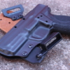 owb holster for Glock 19 MOS