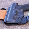 concealed carry iwb Springfield XDE 4.5 holster