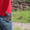 concealment owb Glock 17 holster