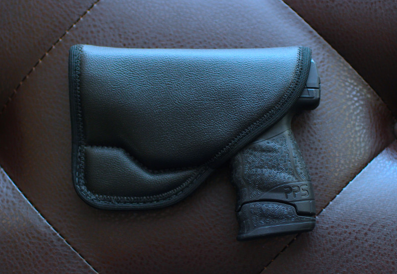 Glock 43X Comfort Cling Clipless Holster