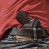 inside the waistband Mossberg MC1sc holster iwb