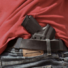 inside the waistband Springfield XDE 3.8 holster iwb