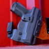 concealed carry Springfield XDE 4.5 holster for iwb