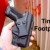 concealment kydex Glock 43X holster
