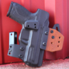 outside the waistband Glock 19 MOS holster
