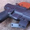 concealed carry Glock 48 holster for owb