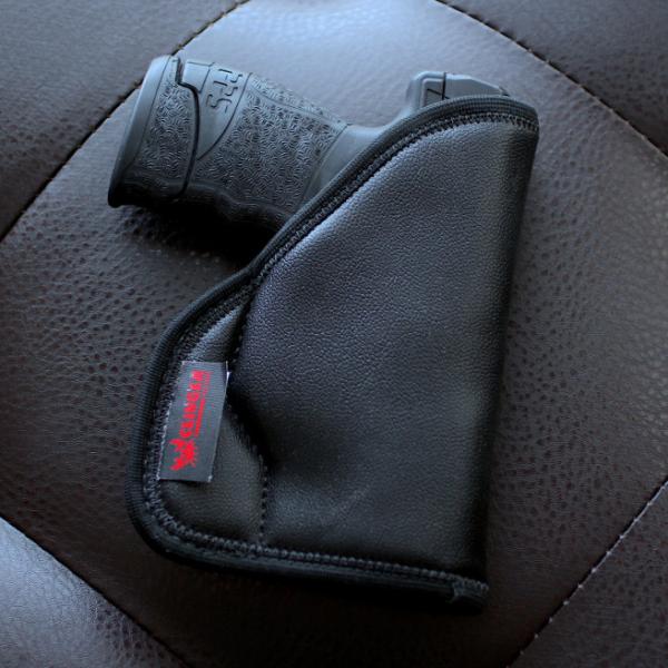 pocket Glock 19X holster for concealment
